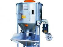Vertical stainless steel heating mixer